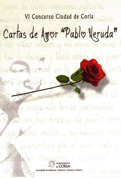 Cartas de amor Pablo Neruda