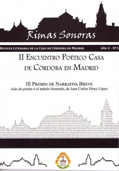 II Encuentro Poético Casa de Córdoba en Madrid