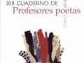 XIII Cuadero de Profesores Poetas