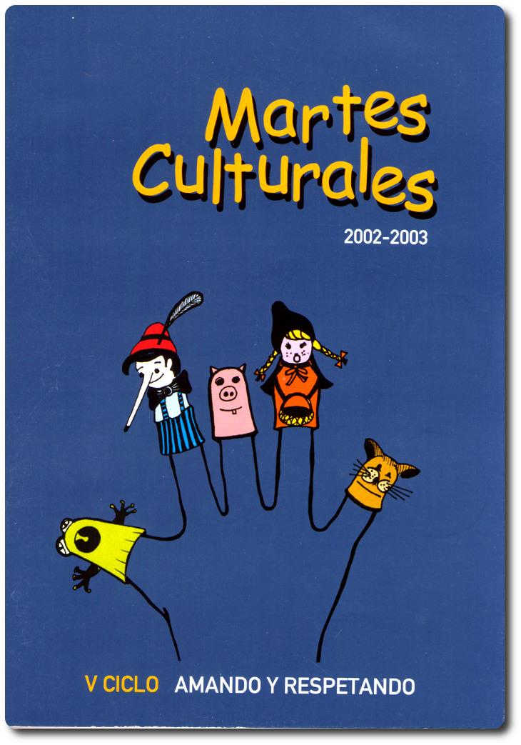 V Ciclo Amando y Repetando. Programa de los Martes Culturales