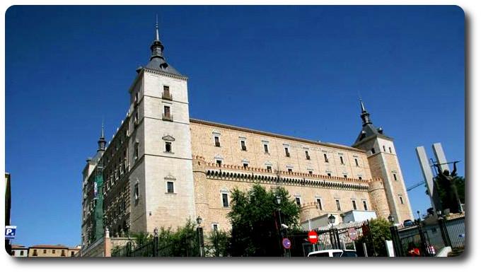 Biblioteca Regional de Castilla la Mancha. Toledo