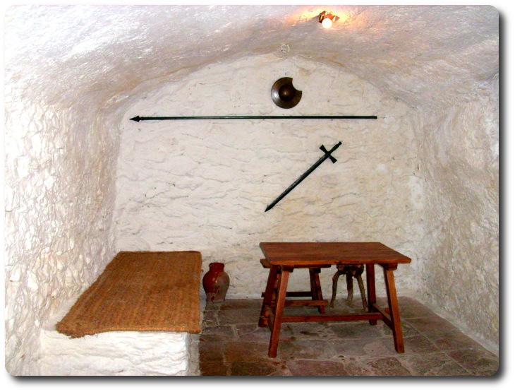 Casa de Medrano. Argamasilla de Alba (Ciudad Real)