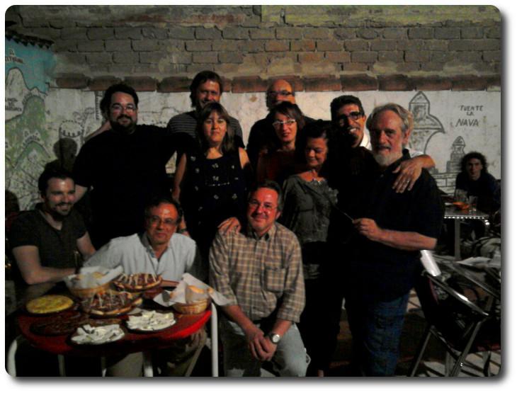Encuentro poético en Arenas San Pedro (Ávila)