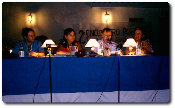Encuentro de poesía Villa de Santa Cruz. Santa Cruz de Mudela