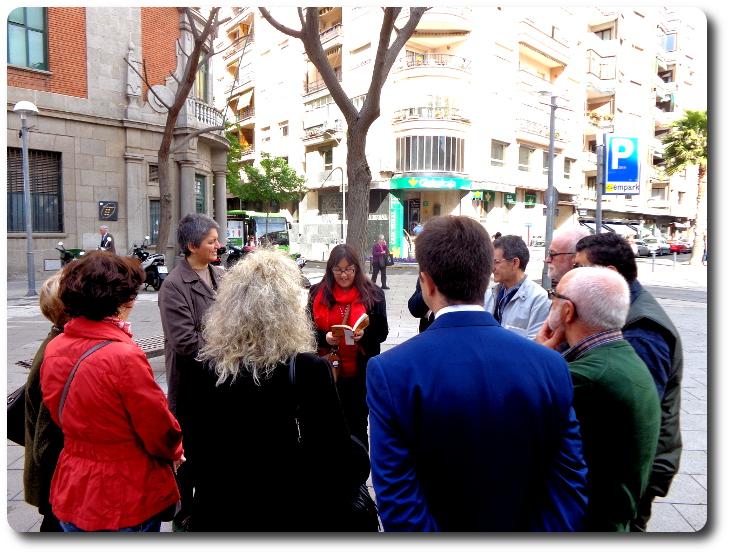Homenaje a Cervantes en el Día del Libro