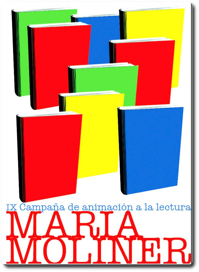 IX Campaña de animación a la lectura María Moliner