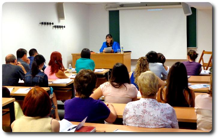 Ponencia sobre teatro infantil. Facultad de Educación. Universidad de Sevilla