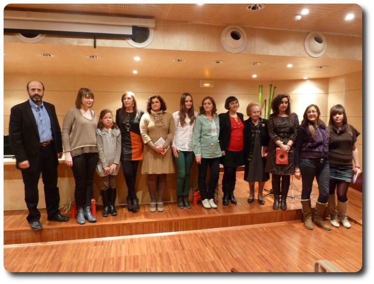 Presentación 'Palabra de mujer'. Biblioteca Pública del Estado. Ciudad Real