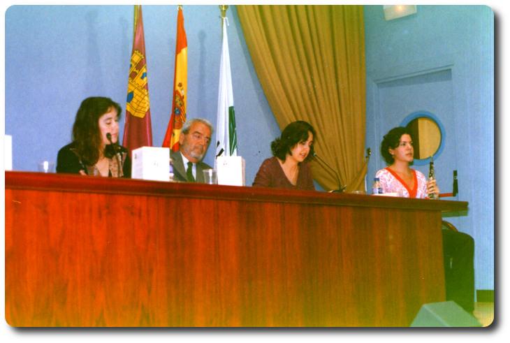 Presentación 'Días de flores en desatino'. Museo del Quijote