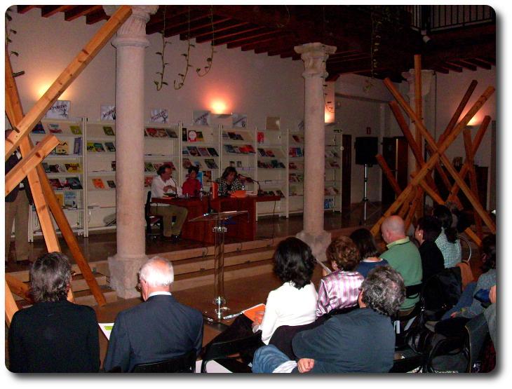 Presentación 'Pajarito sin cola'. Biblioteca Pública del Estado. Guadalajara