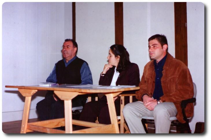 Presentación de 'Telecosquillas'. Hospital de San Juan. Almagro