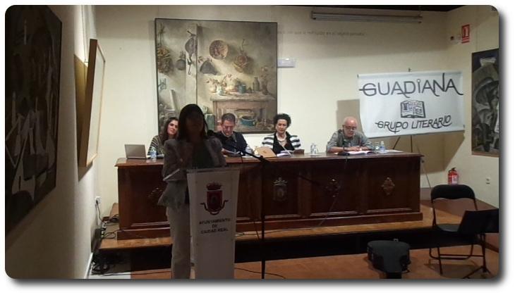 Presentación número 50 de la Revista Manxa. Museo Lopez Villaseñor. Ciudad Real