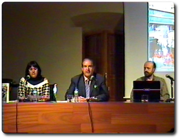 Presentación de 'Almagro espiritual'. Museo de la Merced. Ciudad Real