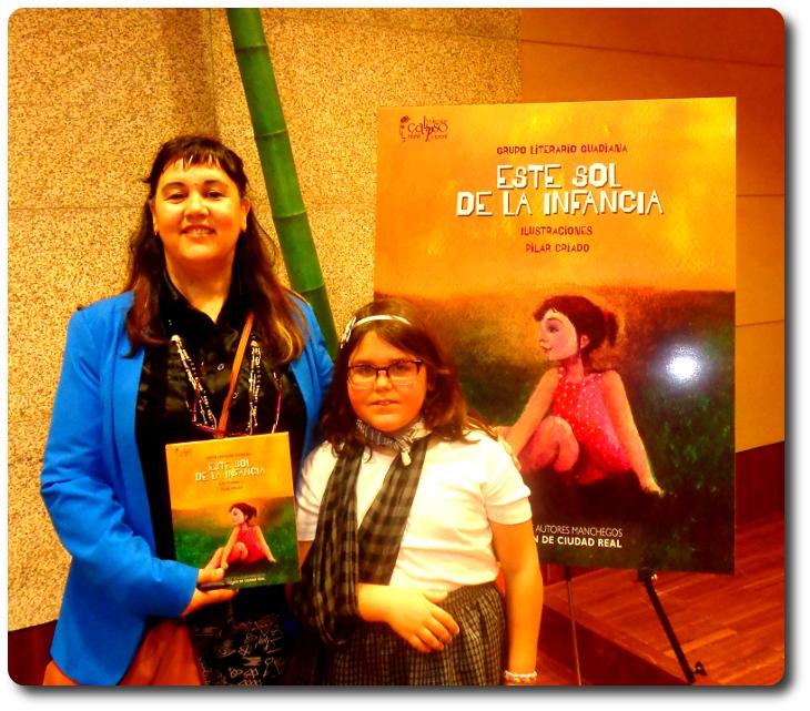 Presentación de 'Este sol de la infancia'. Biblioteca Pública del Estado. Ciudad Real