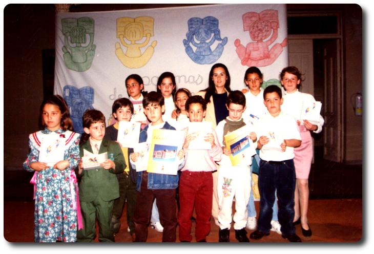 Presentación de 'Poemas recreo y mochila'. Palacio Diputación Provincial. Ciudad Real