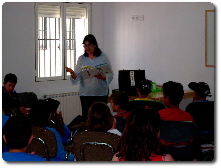 Promoción de 'Poemas de los cinco sentidos'. Arenales de San Gregorio