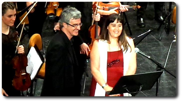 Orquesta Sinfónica del Conservatorio Profesional de Música de Ciudad Real. Auditorio Gran Teatro de Manzanares