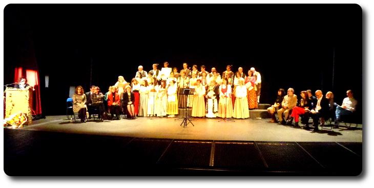 VI Encuentro Oretania de poetas. Teatro-Auditorio de Argamasilla de Alba