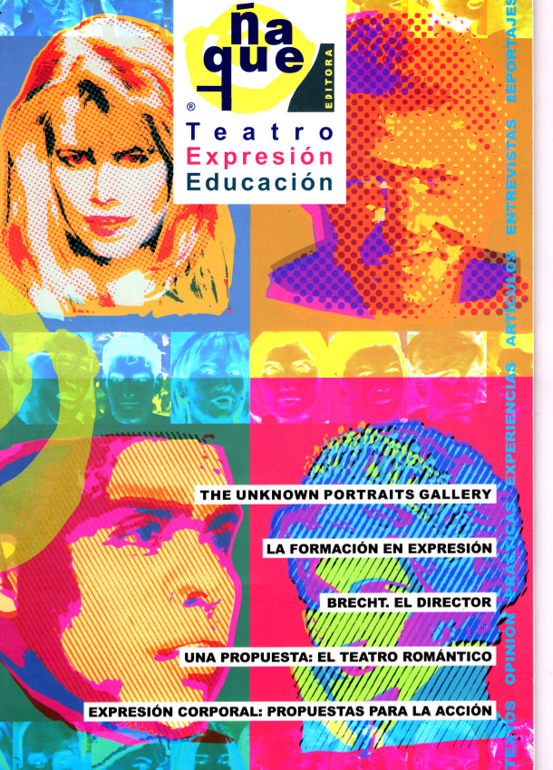 Ñaque. Revista de Teatro Ciudad Real, 1999