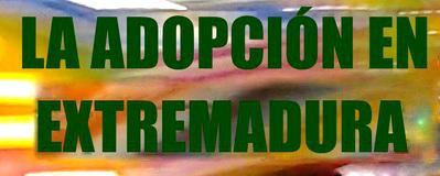 Adopción en Extremadura 2012-2013