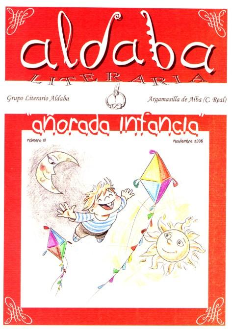 Aldaba literaria Argamasilla de Alba, 2008