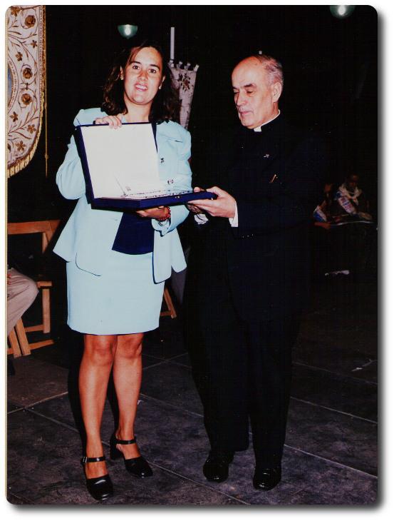 Entrega del premio 'Virgen del Rosario'
