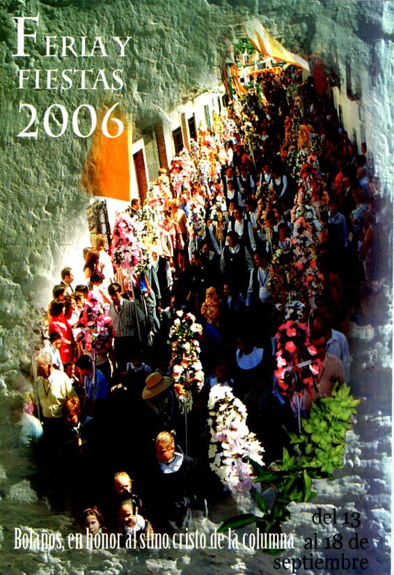 Feria y Fiestas Bolaños 2006