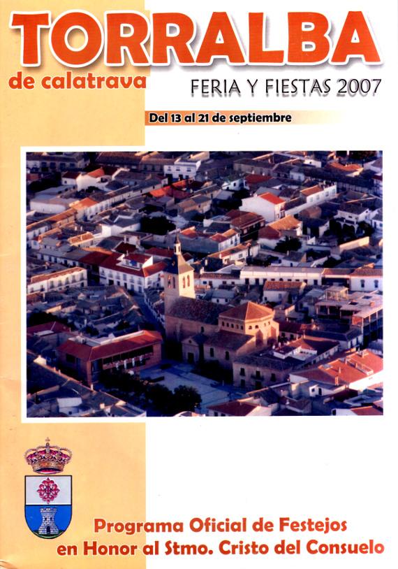 Feria y Fiestas Torralba 2007