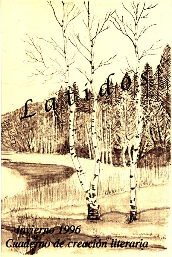 Latidos. Cuadernos creación Madrid, 1996