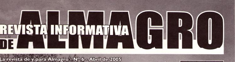 Revista Informativa de Almagro Almagro, 2005
