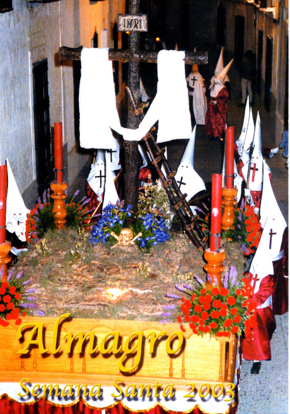 Guía de Semana Santa Almagro, 2003