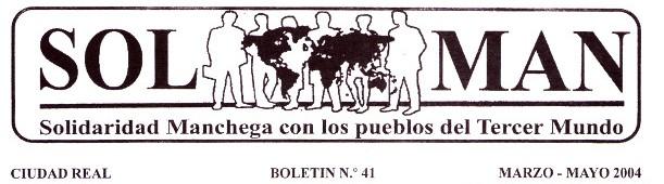 Solman. Solidaridad manchega Ciudad Real, 2004