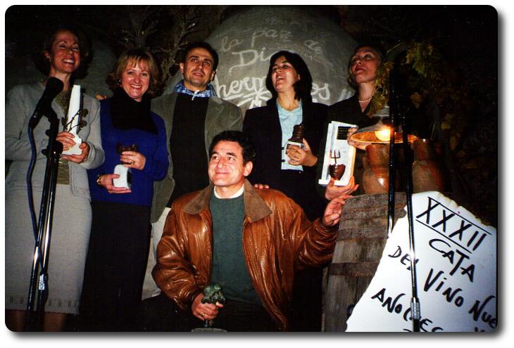 XXXII Cata del Vino Nuevo. Valdepeñas