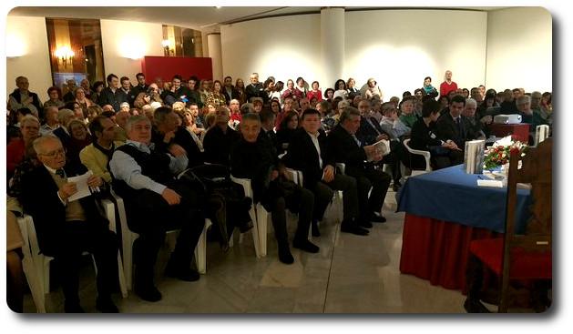 Presentación Antología Antón Pirulero Museo Provincial. Albacete