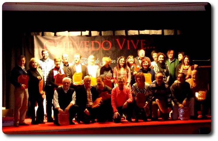 VII encuentro de poetas Oretania Casa Museo Quevedo. Torre de Juan Abad