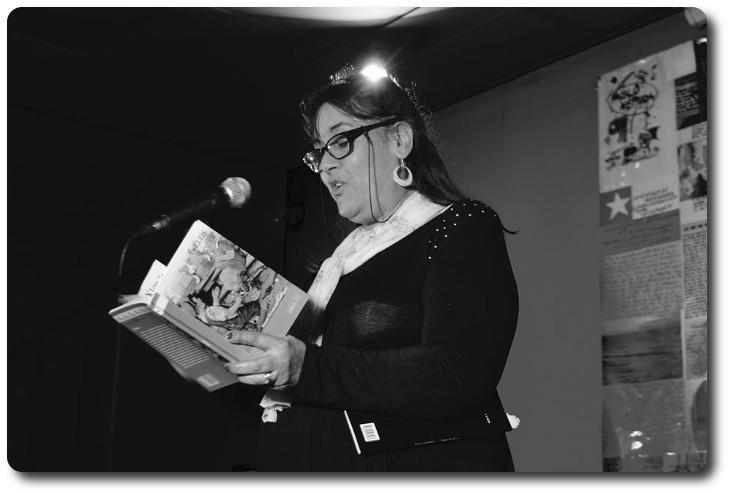 Slam Poetry en Tetería Pachamama. Ciudad Real