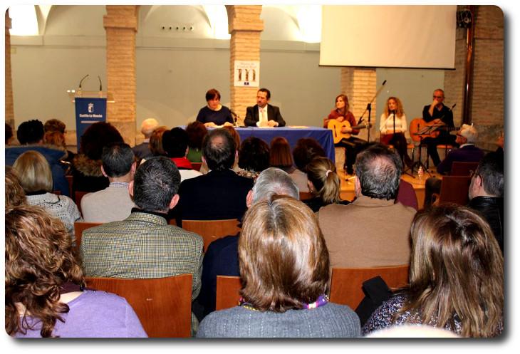 Encuentro Oretania de poetas Museo de la Merced. Ciudad Real