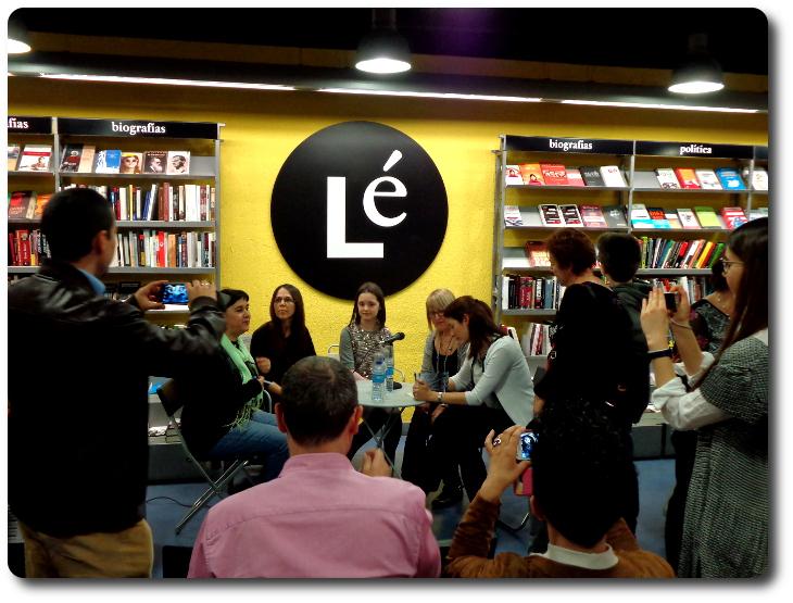 Palabras en la niebla. Editorial Verbum Librería Lé. Madrid