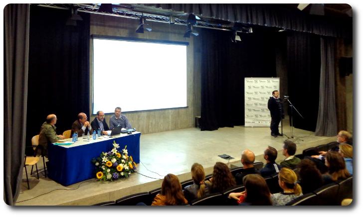 Presentación de 'Relatos de Liliput' Auditorio Colegio Ntra. Sra. del Prado. Ciudad Real
