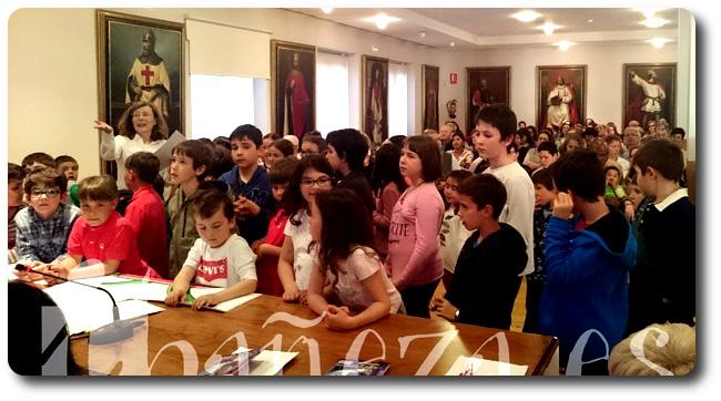 Presentación de 'Corazón de plata' Antiguo Consistorio San Marcelo. León