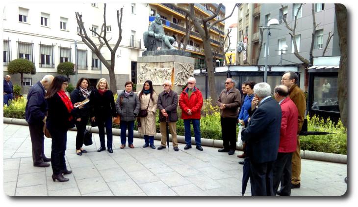 Homenaje a Miguel de Cervantes IV Centenario