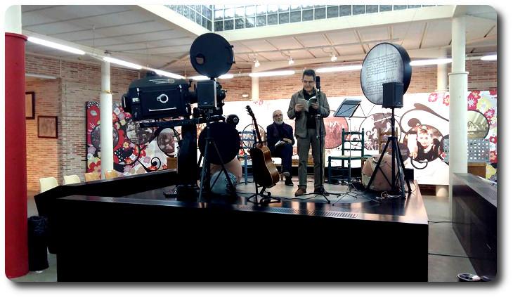 I Salón del Poema ilustrado Centro cultural 'Rafael Serrano'. Calzada de Calatrava